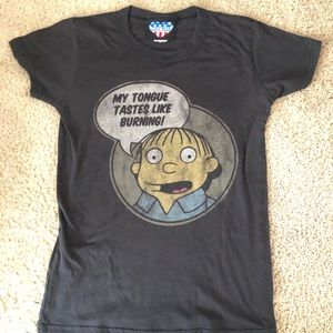 Simpson's Character Shirt Ralph Size Medium